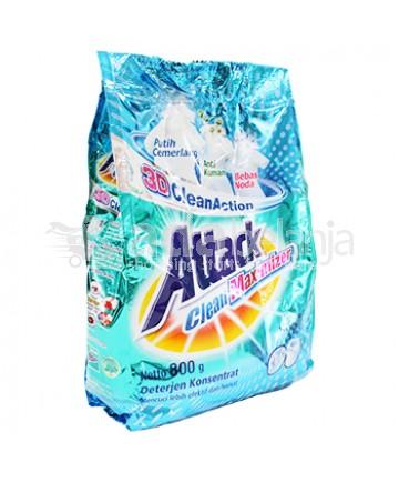 Attack Deterjen Clean Maximizer Pouch 800g