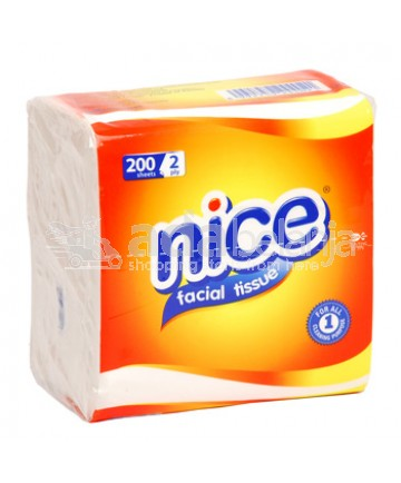 Nice Facial Tissue 200sheet