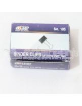Combo Binder Clips No. 105 isi 12