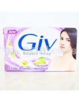 GIV Exotic Glow Sabun Batangan 80g