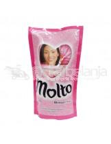 Molto Softener Deterjen Cair Blossom Pink Pouch 900mL