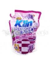So Klin Lantai Floral Lavender Pouch 1600mL
