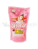 So Klin Softener Fine Milk Extract Pouch 900mL