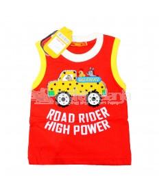 Hardi Kids Baju Sleeveless Merah