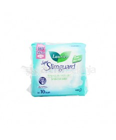 Laurier Super Slimguard Normal to Heavy Day Wing 22,5cm isi 10