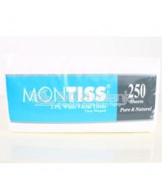 Montiss Facial Tissue Pure & Natural 250s