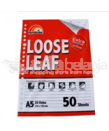 LOOSE LEAF KERTAS A5 50 Lembar