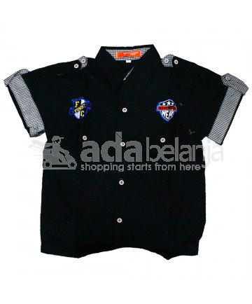 Aerosmith Kids Baju Kemeja No. 8