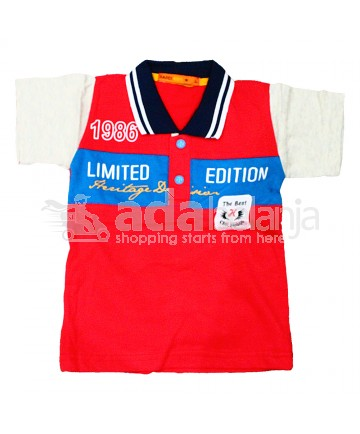 Hardi Kids Kemeja Limited Edition Size L