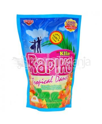 Rapika Pelicin Pakaian Tropical Dance Pouch 450mL