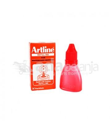 Artline Isi Tinta Spidol White Board Merah