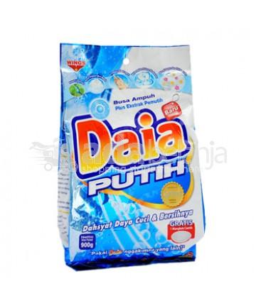 Daia Deterjen Putih Pouch 900g