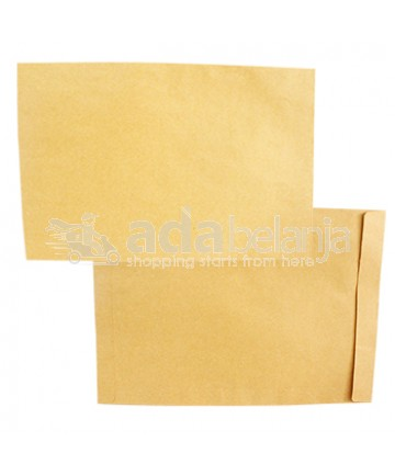 Jaya Brown Manilla Amplop Folio 350mm x 240mm