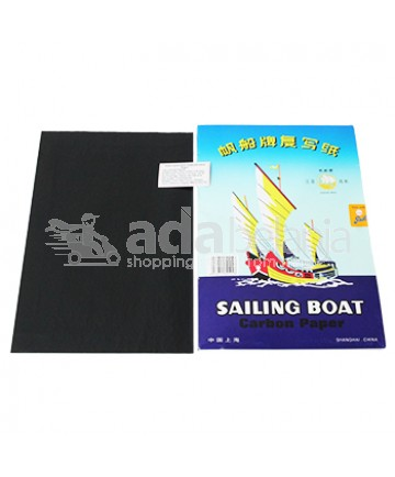 Kertas Karbon Sailing Boat isi 100 Lembar