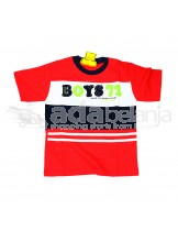Hot Trends Baju Kaos Boys72 Ukuran No, 10