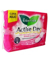 Laurier Active Day Super Maxi isi 20