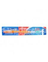 Oral-B Sikat Gigi All Rounder 123 Clean Soft Orange