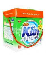 So Klin Bio Matic Top Load Kotak 2kg