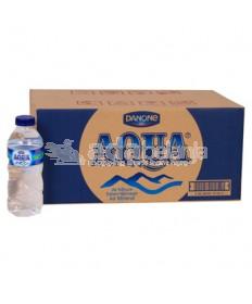 Aqua Botol Dus 330mL x 24