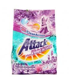 Attack Deterjen 3D Plus Violet Aroma Pouch 800g