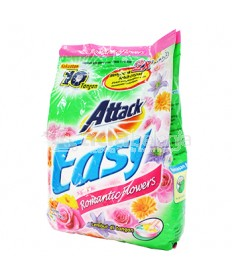 Attack Easy Deterjen Romantic Flowers Pouch 700g