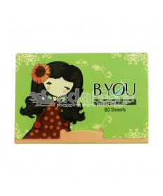Byou Blotting Paper 80s 3