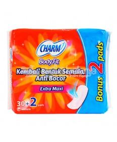Charm Extra Maxi isi 30+2