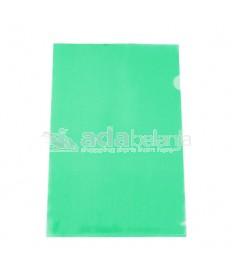 Folder One Map Plastik Hijau