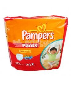 Pampers Popok Bayi Ukuran XL isi 20