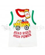 Hardi Kids Baju Sleeveless Putih