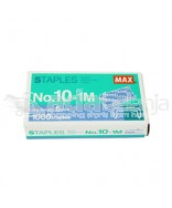 MAX ISI STAPLES No. 10-1M isi 1000