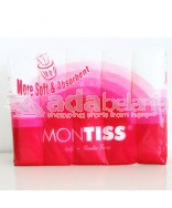 MONTISS CORELESS TISSUE 10 in 1 2 ply