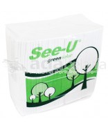 SEE-U FACIAL TISSUE RUANGAN GREEN VALUE 630g